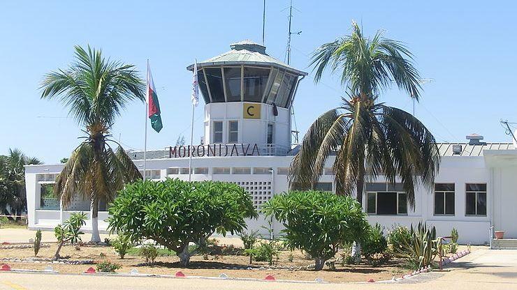 Aéroport Morondava, Madagascar