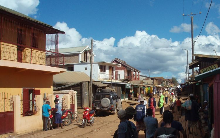 Andilamena, Madagascar