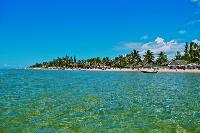 Les plus belles plages de Madagascar, Foulpointe
