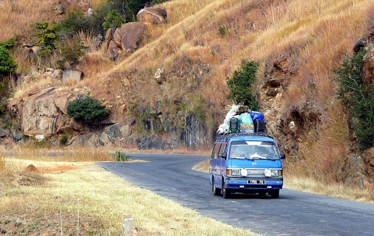 Comment se déplacer à Madagascar ?